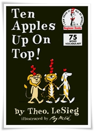 LeSieg_Ten Apples Up On Top