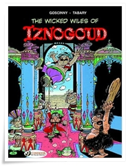Goscinny_Tabary_Wicked Wiles of Iznogoud