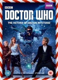Doctor Who_Doctor Mysterio