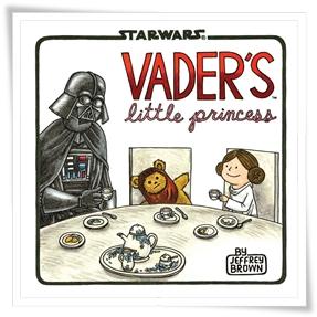 Brown_Vader's Little Princess
