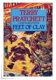 Pratchett_Feet of Clay