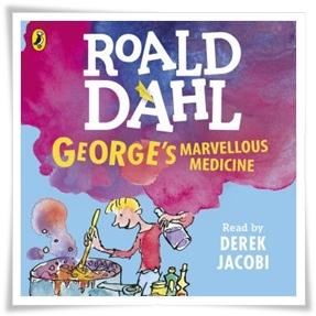 Dahl_George's Marvellous Medicine