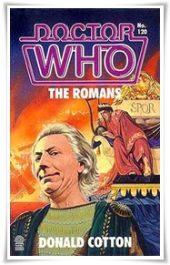Cotton_Doctor Who_The Romans