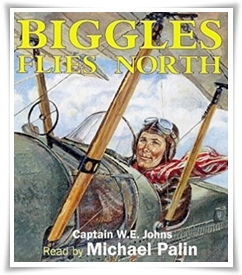 Johns_Biggles Flies North