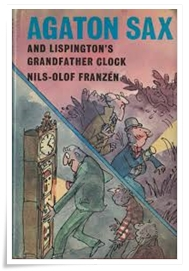 Franzen_Lispington's Grandfather Clock