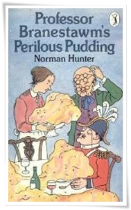 Hunter_Perilous Pudding