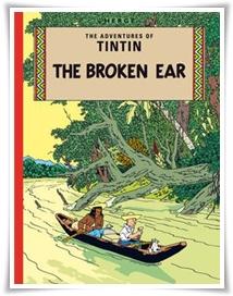 Herge_The Broken Ear