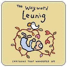 Leunig_Wayward Leunig