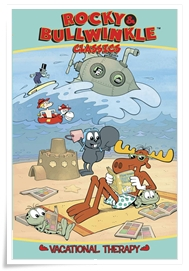 Rocky & Bullwinkle_Vacational Therapy