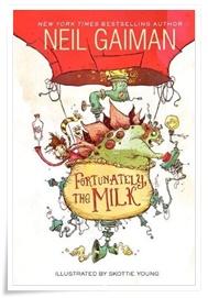 Gaiman_Fortunately the Milk