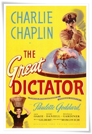 Chaplin_Great Dictator