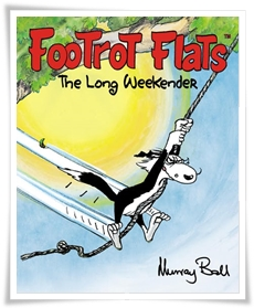 Ball_Footrot Flats Long Weekender