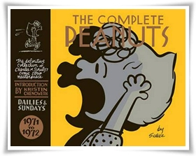 Schulz_Complete Peanuts 1971-1972