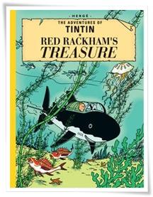Herge_Red Rackham's Treasure