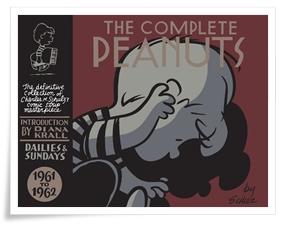 Schulz_Complete Peanuts 1961-1962