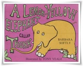 Softly_Lemon-Yellow Elephant