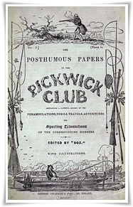 Dickens_Pickwick Papers