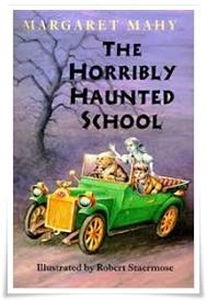 Mahy_Horribly Haunted School