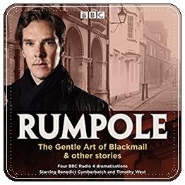 Mortimer_Rumpole Gentle Art Blackmail