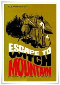 Key_Escape to Witch Mountain