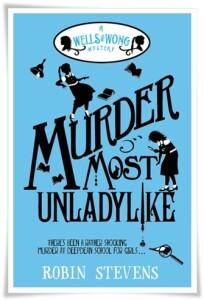 Stevens_Murder Most Unladylike