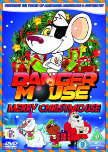 Danger Mouse_Merry Christmouse