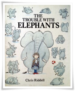 Riddell_Trouble With Elephants