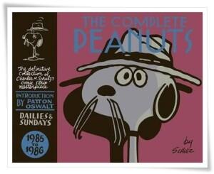 Schulz_Complete Peanuts 1985-1986