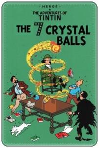Herge_Seven Crystal Balls