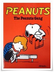 Schulz_Peanuts Gang