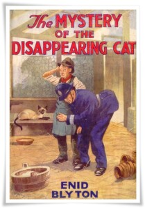 Blyton_Mystery Disappearing Cat